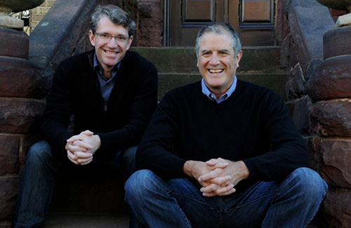 Kevin Winkler and Alan Field, Saltbox Design founders